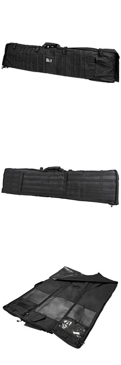 Range Gear 177905: Ncstar Tactical Rifle Case Range Molle Hunting Shooting Range Mat Combo Black -> BUY IT NOW ONLY: $51.64 on eBay!