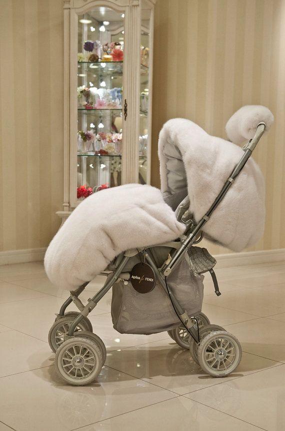 White Mink Baby Stroller By Morell1 On Etsy 163 17 K