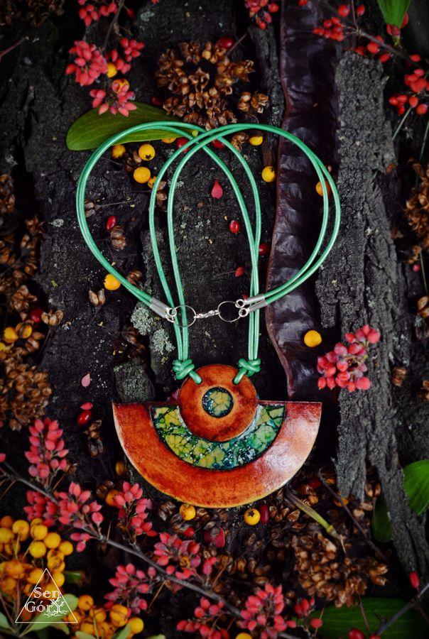 Boho necklace by Sen Góry. Visit www.sen-gory.com for more