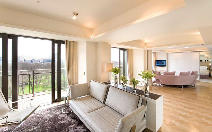 The Athenaeum: The Penthouse Rooftop Suite - Suites donde pasar una noche de lujo en Londres
