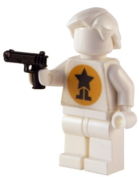 Custom Weapons - Military Guns - Colt 45 Pistol - Custom Gun - Sidan Toys - Buy Lego Figures, Custom Minifigs Shop, Guns, Guitars, Weapons, Parts for Sale