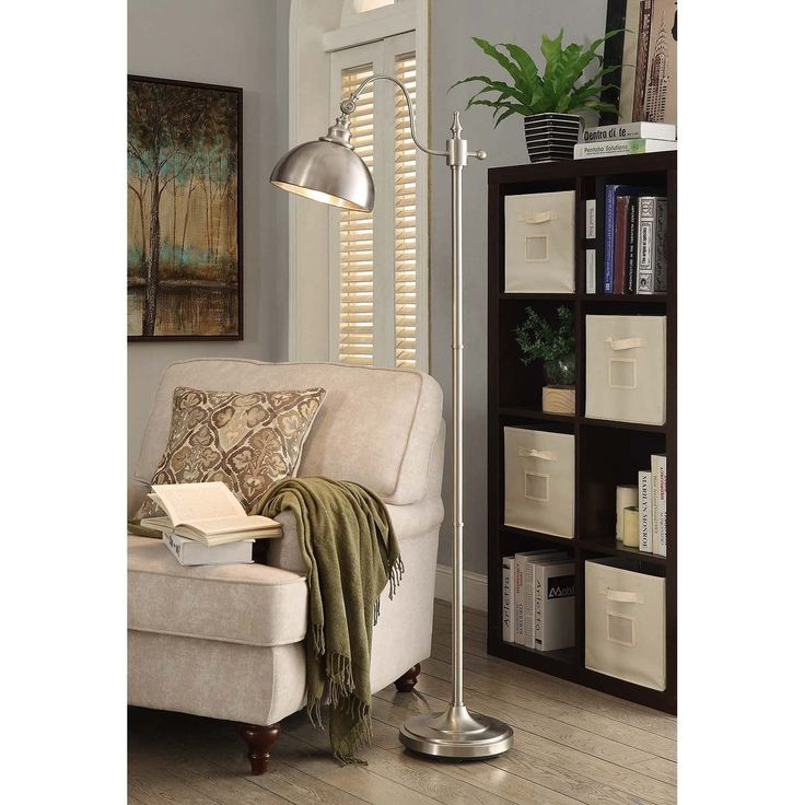 Floor lamps add light where you need it with stylish floor lamps that fit your