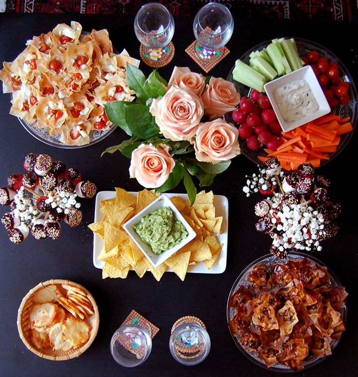 Bonjour Darling - Blog Illustration, Cuisine et DIY Bordeaux: Gourmandises & Soirée Fille