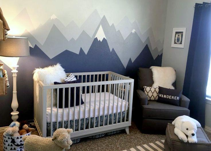 1000 Ideas About Adventure Nursery On Pinterest Rustic