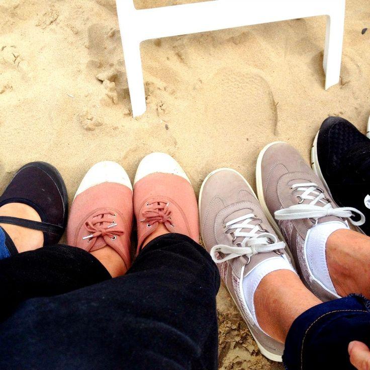 Un Violon sur le sable à Royan, en juillet, les pieds dans le sable et la tête dans les étoiles
