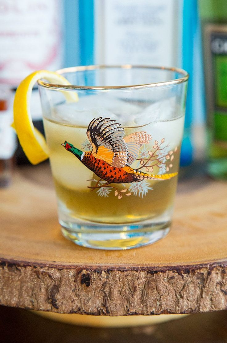 This Bijou cocktail recipe is a classic drink that combines the wonderful flavours of dry Gin, Green Chartreuse, sweet Vermouth and orange bitters.