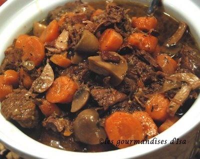 Cette recette est en th orie pour 6 personnes chez nous - Bouquet garni en cuisine ...