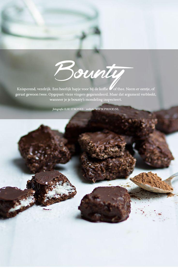 Bounty zelf maken