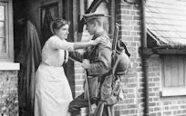 Heritage Lottery Fund You can apply for funding from £3,000 - £10,000 through First World War: then and now. This grant programme is for community projects that focus on the First World War, with a short application and quick decision.