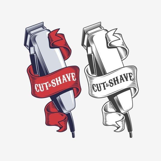 Barber Shop Equipment Illustration Engraved Style Vector Hair Clipper Barber Hairdressing Png And Vector With Transparent Background For Free Download Desenhos Para Barbearia Barbearia Logomarca Placa De Barbearia