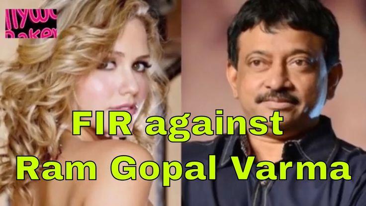 An FIR lodged against director Ram gopal varma || Ram Gopal Varma