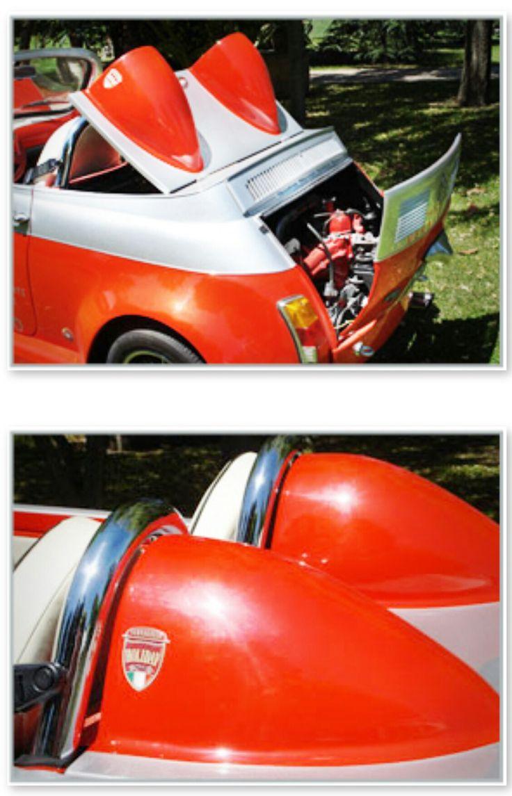 FIAT 500 SPEEDSTER BYVERNAGALLOCOMPANY-WWW.VERNAGALLO.IT