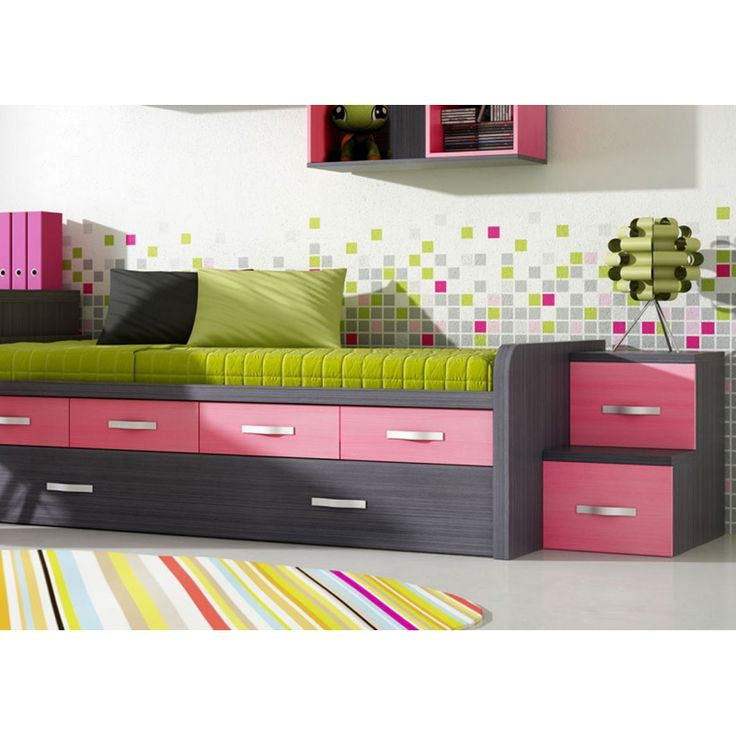 1000 ideas about cama cajonera on pinterest mueble cama for Muebles multifuncionales ikea