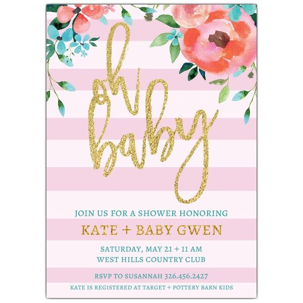 Formal pattern pink baby shower invitations baby shower ideas formal pattern pink baby shower invitations baby shower ideas pinterest pink babies and shower invitations filmwisefo