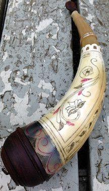 Powder Horn | Medicine Man Crafts