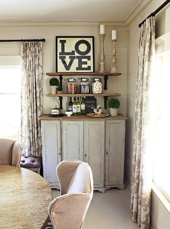 17 Best Images About Shelf Decor Ideas On Pinterest