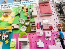 Ikea monta apartamento em parede de escalada - http://brasiliadigitalmarketing.com.br/marketing-digital/2014/09/12/ikea-monta-apartamento-em-parede-de-escalada/