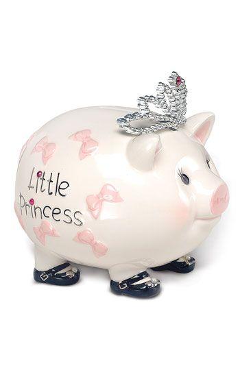 Little Girl Toys : Ceramic piggy bank ceramics the o jays and baby girls