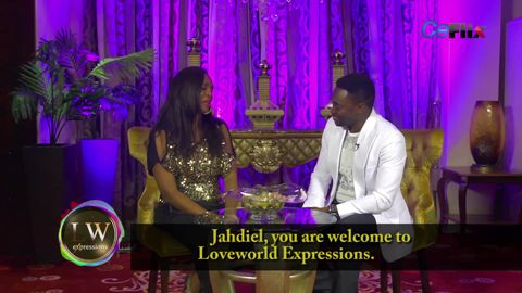 The fête gets even bigger on LoveWorld Expressions with thrilling rhymes and lyrics. Check out Jahdel!!!