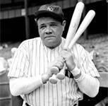 Babe Ruth 1930-1931 Baseball Contract Copy