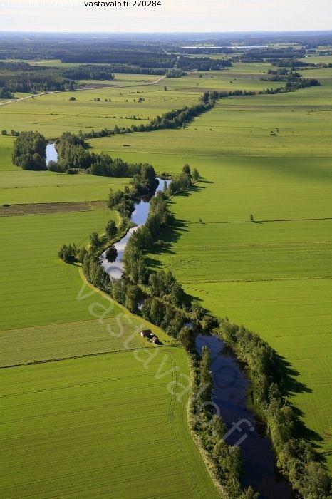 Jalasjoki, Jalasjärvi, Etelä-Pohjanmaa, Suomi,  Finland.