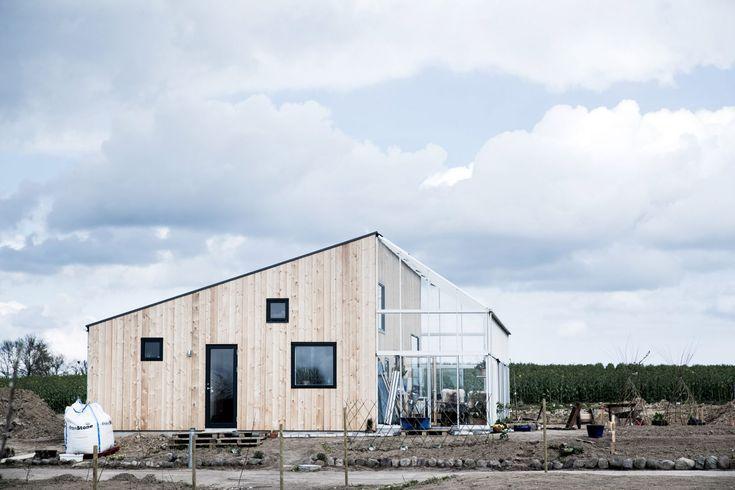 Sigurd Larsen designs affordable homes for eco-housing development near Copenhagen
