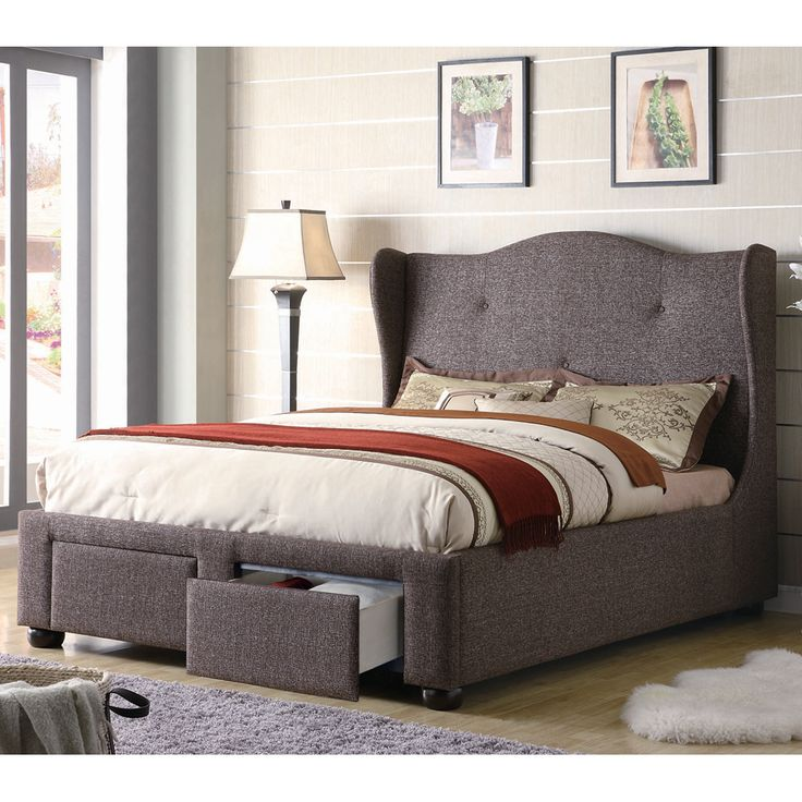14 best bed images on Pinterest | Storage beds, Bedrooms and Queen beds