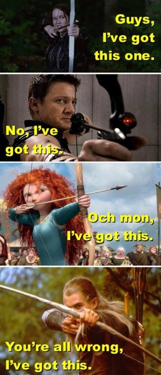 Legolas all the way!!!