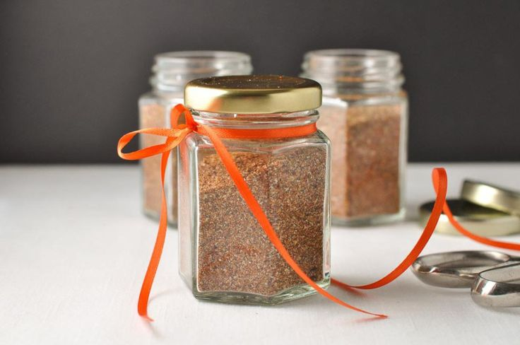 How to Make Taco Seasoning Mix in less than 5 minutes. |www.flavourandsavour.com