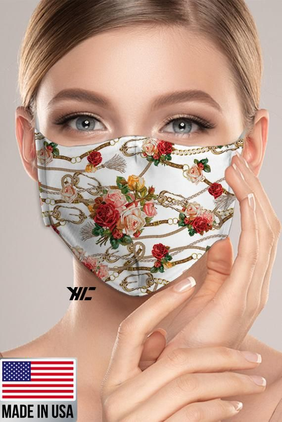 Made In Usa Face Mask Adult Mask Protective Mask Anti Dust