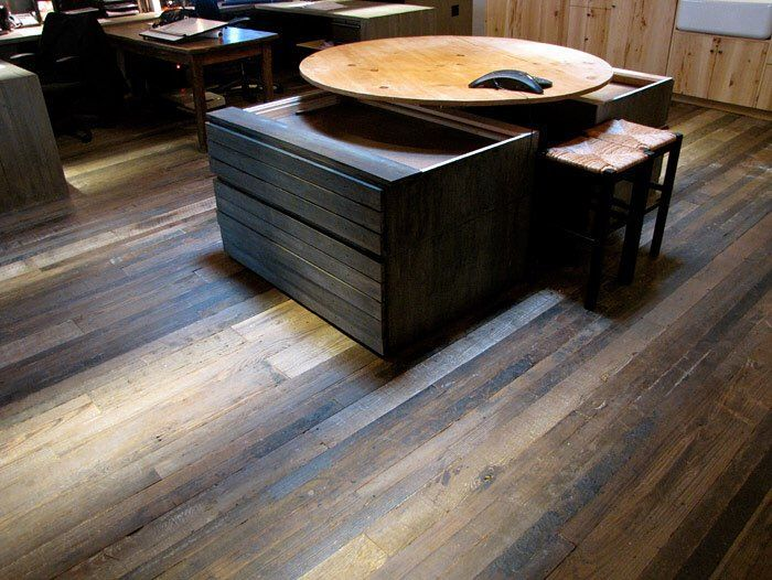 Our reclaimed wood transformed into # flooring in - 31 Best Venues Images On Pinterest Bricks, Antiques And Birmingham