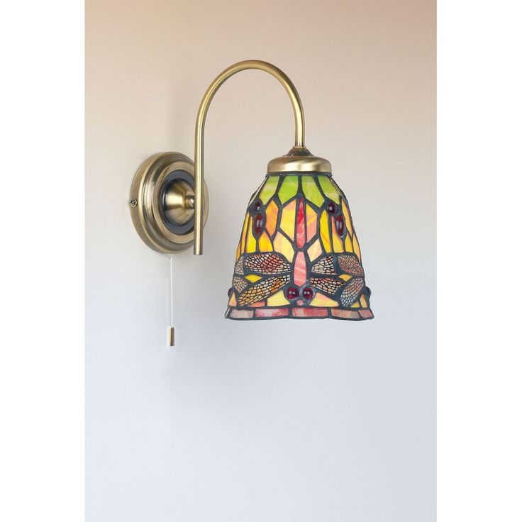Traditional Wall Lamp Shades : 73 best Wall-mounted lights images on Pinterest Wall lamps, Wall lights and Wall sconces