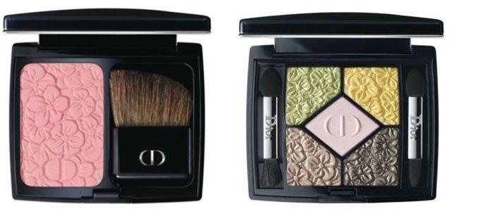Модный макияж весна лето 2016 - Идеи с показа Dior | Секреты Красивой Женщины
