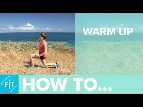 How To Warm Up - YouTube