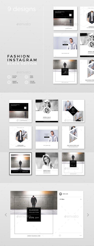 Fashion+Instagram+–+Black+Edition