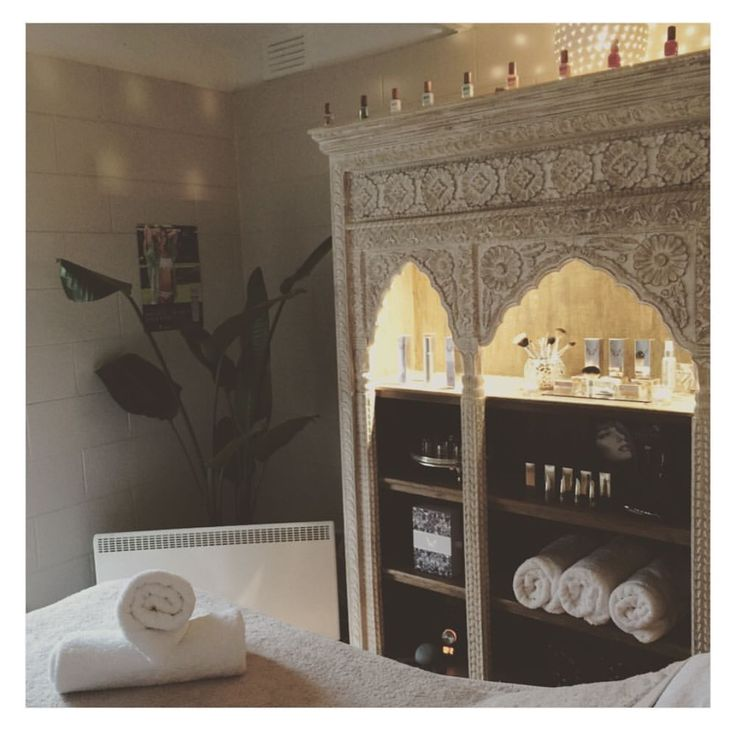 Moroccan Inspired Treatment Room