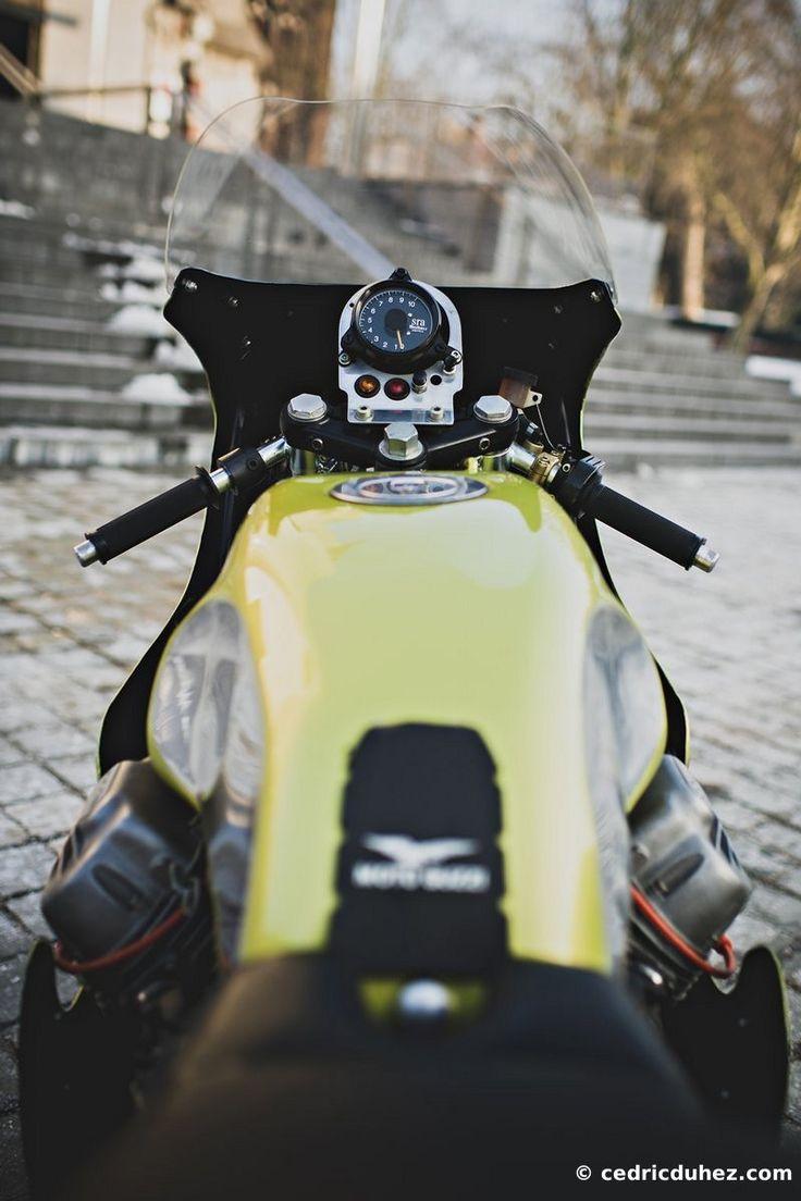 Moto guzzi v7 for sale at legend motors lille