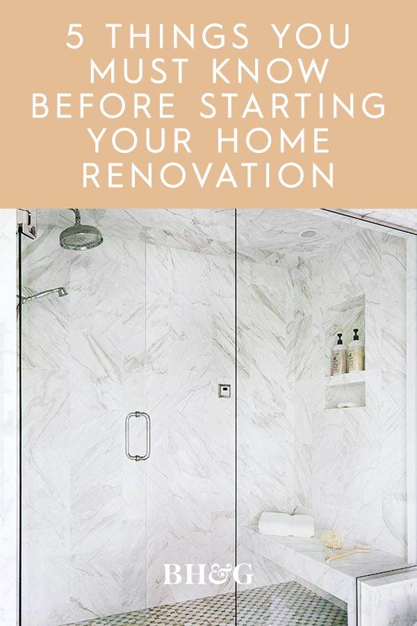 home renovation homework