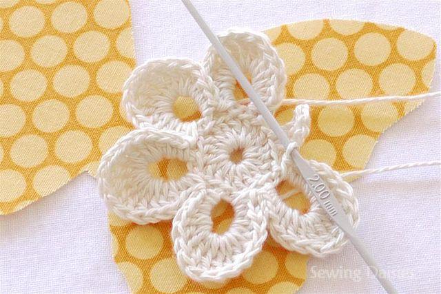 #crochet #flower #tutorial