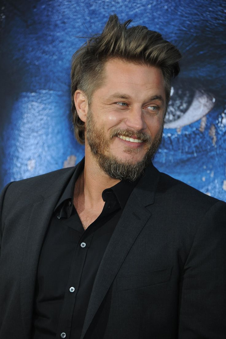 Travis Fimmel [VIKINGS ACTOR] Discussion Thread - Page 57