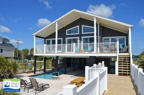 Garden City Beach Rental Beach Home: Whitty Fish | Myrtle Beach Vacation Rentals by Dunes Realty