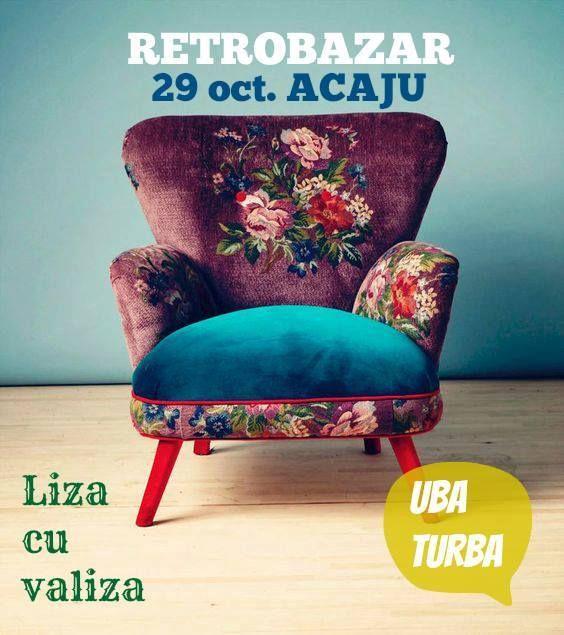 RetroBazar de toamna @Cafeneaua Acaju   IasiFun - site-ul tau de timp liber!