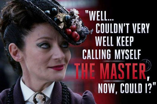 Doctor Who: Why Michelle Gomez as Missy is really just a satanic Mary Poppins