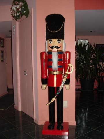 Pinterest the world s catalog of ideas for 4 foot nutcracker decoration