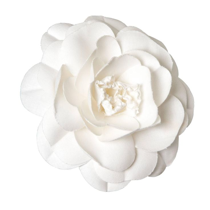 Vintage Oversized CHANEL Camellia Brooch   From a unique collection of vintage brooches at https://www.1stdibs.com/jewelry/brooches/brooches/