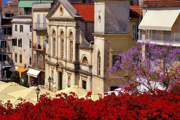 Corfu Town Corfu Greece