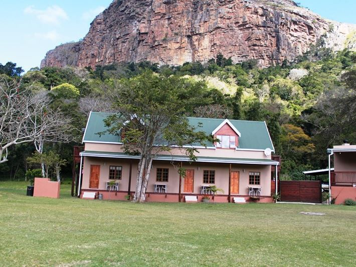 Port St. John's River Lodge - Situated on the mighty Umzimvubu River, the third largest river in South Africa, between the mountains Thesiger and Sullivan, is the beautiful Port St. John's River Lodge.  Guests have a choice of staying ... #weekendgetaways #portstjohns #southafrica