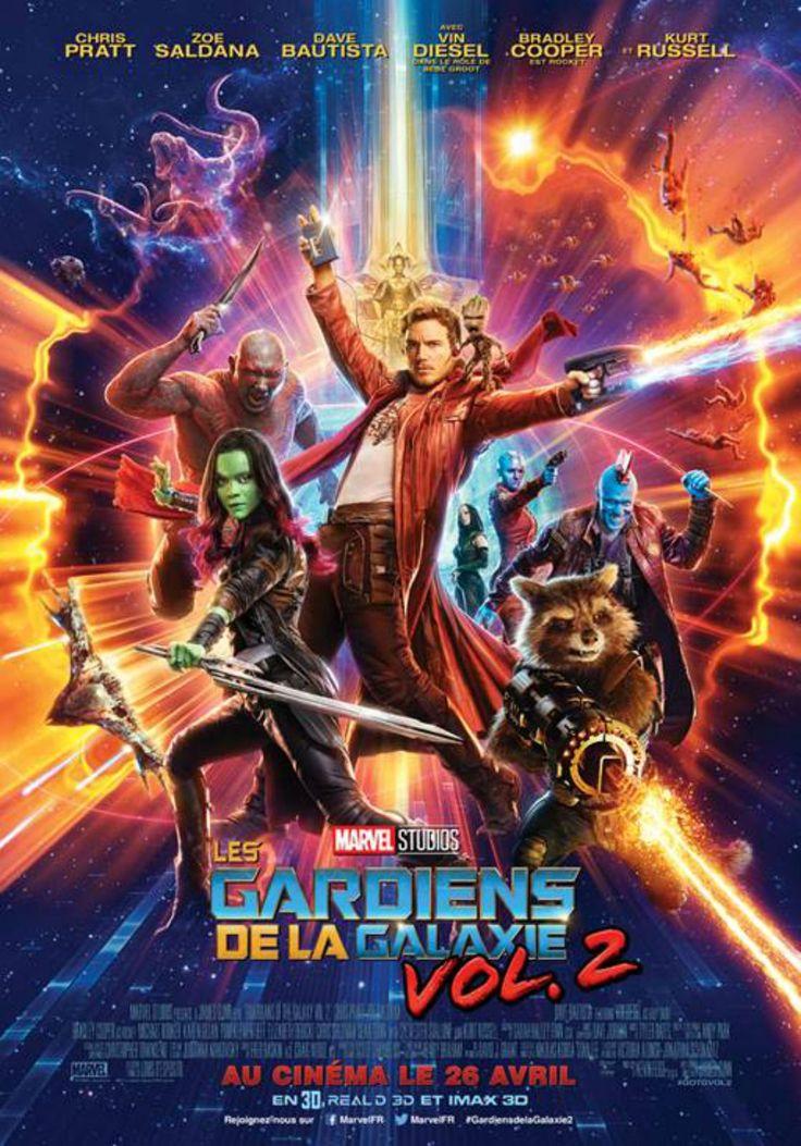 [FILMS] Les Gardiens de la Galaxie II – Guardians of the Galaxy Vol. 2 : James Gunn (2017) | The Cannibal Lecteur