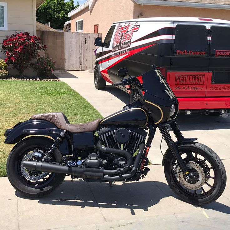 Harley Fxr Turbo: 25+ Best Ideas About Harley Dyna On Pinterest