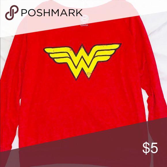 DC Comic Wonder Women T-Shirt. The T-Shi…